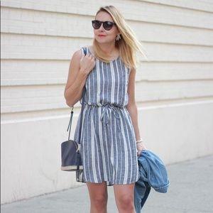 Linen Old Navy Dress